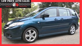 2006 Mazda5 - 3rd Row Seat - 105K Miles - Clean - Reliable in Beaumont, Texas