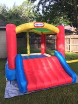 Little Tikes Inflatable Bounce House in Houston, Texas