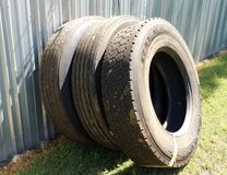 Semi Truck Tires 11R 24.5 in Salina, Kansas