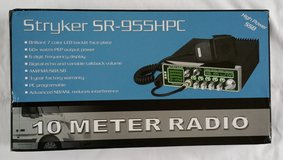 Stryker SR 955HPC Mobile Radio Transceiver in Fort Riley, Kansas