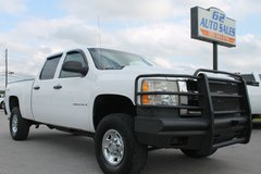 2009 Chevrolet Silverado 2500 Crew Cab 4X4 #TR10362 in Lexington, Kentucky