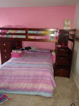 Double bunk bed in Spring, Texas