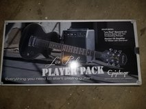 Les Paul epiphone player pack. (price reduced) in DeRidder, Louisiana