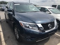 '14 Nissan Pathfinder S 4×4 3rd Row in Ramstein, Germany