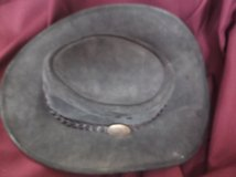 Jacaru Hat Australian Leather in Alamogordo, New Mexico
