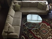 Beautiful Sectional Sofa in Lackland AFB, Texas
