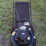 "BOLENS 21"" PUSH MOWER/ W REAR BAG in Katy, Texas"