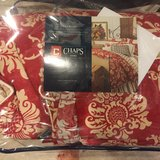 Chaps Ralph Lauren King comforter in St. Charles, Illinois
