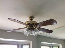 Casablanca Ceiling fan with light in Westmont, Illinois