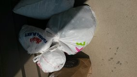 Assorted packing materials in Bolingbrook, Illinois