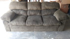 Dark Green Couch in Sanford, North Carolina