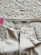 Old Navy 31x32 Khaki Pants - NEW in Camp Lejeune, North Carolina