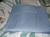 WEDGE WOOD BLUE SHEER CURTAIN PANELS 60 WIDE BY 54 LONG in Alamogordo, New Mexico