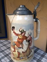 rare large Stein in Ramstein, Germany