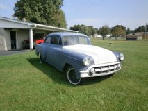 1953 Chevrolet Sedan - a nice Project Car, great body, low miles, good for low rider or gasser in Elizabethtown, Kentucky