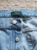 J. Crew 36x34 Button Fly Jeans in Camp Lejeune, North Carolina