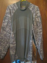 camo shirt in Fort Campbell, Kentucky