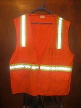 saftey  vest in Fort Campbell, Kentucky