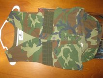camo  vest in Fort Campbell, Kentucky