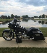 09 Harley FLHX Street Glide in Bolingbrook, Illinois