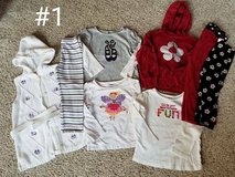 Girls 3T Fall Winter Clothes in Aurora, Illinois
