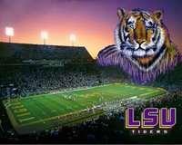 ***2 LSU Tickets For Saturday Night*** in Cleveland, Texas