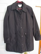 Women's Black Winter Coat in Kankakee, Illinois