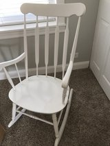 Rocking chair in Lockport, Illinois