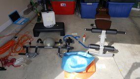Must go workout equipment in Camp Lejeune, North Carolina