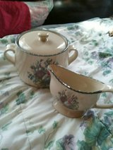 matching porcelain set in Belleville, Illinois