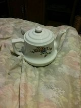 porcelain tea pot in St. Louis, Missouri