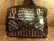 Black mirrored purse---BEAUTIFUL in Pasadena, Texas