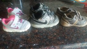 Nike toddler shoes in Bolingbrook, Illinois