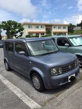 Nissan Cube 3 in Okinawa, Japan