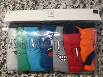 New! GAP boy 7-days underwear size 4-5T in Wiesbaden, GE