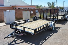 Used 2016 PJ 14' Utility Trailer in Alamogordo, New Mexico