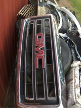 2015 gmc truck fullsize grille with emblem in Camp Lejeune, North Carolina