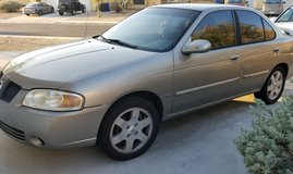 2006 Nissan Sentra 4dr in Fort Irwin, California