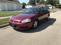 2009 Chevy Impala LT  - WARRANTY INCLUDED 3000 mile / 3 MONTH ! in DeKalb, Illinois