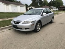 2005 Mazda 6 - WARRANTY INCLUDED 3000 mile / 3 MONTH !! in DeKalb, Illinois