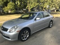 2006 INFINITI G35X SEDAN ALL WHEEL DRIVE !! in DeKalb, Illinois