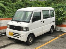 2005 Mitsubishi Minicab in Okinawa, Japan