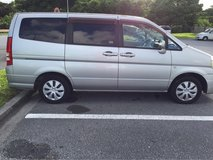 Nissan Serena in Okinawa, Japan
