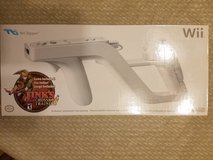 Wii Zapper with game in Plainfield, Illinois