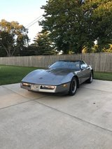 1986 Chevy Corvette in St. Charles, Illinois