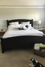 King bed frame in Orland Park, Illinois