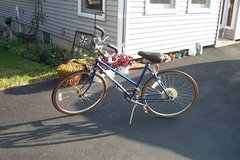 Women' s Dynesty Free Spirit 5 speed bicycle in Batavia, Illinois
