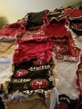 NFL RAG TAG QUILTS&FLEECE BLANKETS in Las Vegas, Nevada
