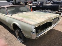1967 Mercury Cougar in Fort Carson, Colorado