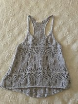 Knit Hollister top size medium worn once in 29 Palms, California
